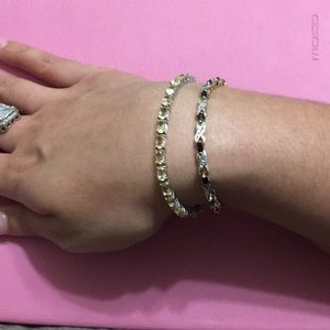 Tennis bracelets 🧚🏼♀️